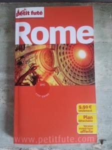 Rome, Roma, Petit Futé, Joanna Dunis