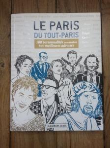 Paris du tout Paris, En voyage Editions, Alexandra Senes