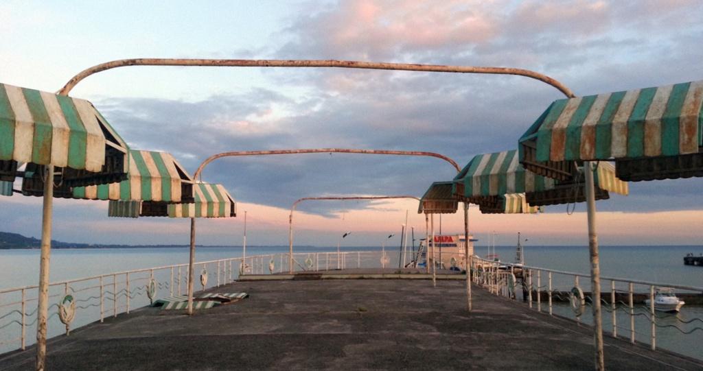 Black Sea, Mer Noire, Abkhazia, Abkhazie, Sukhum, Soukhoum