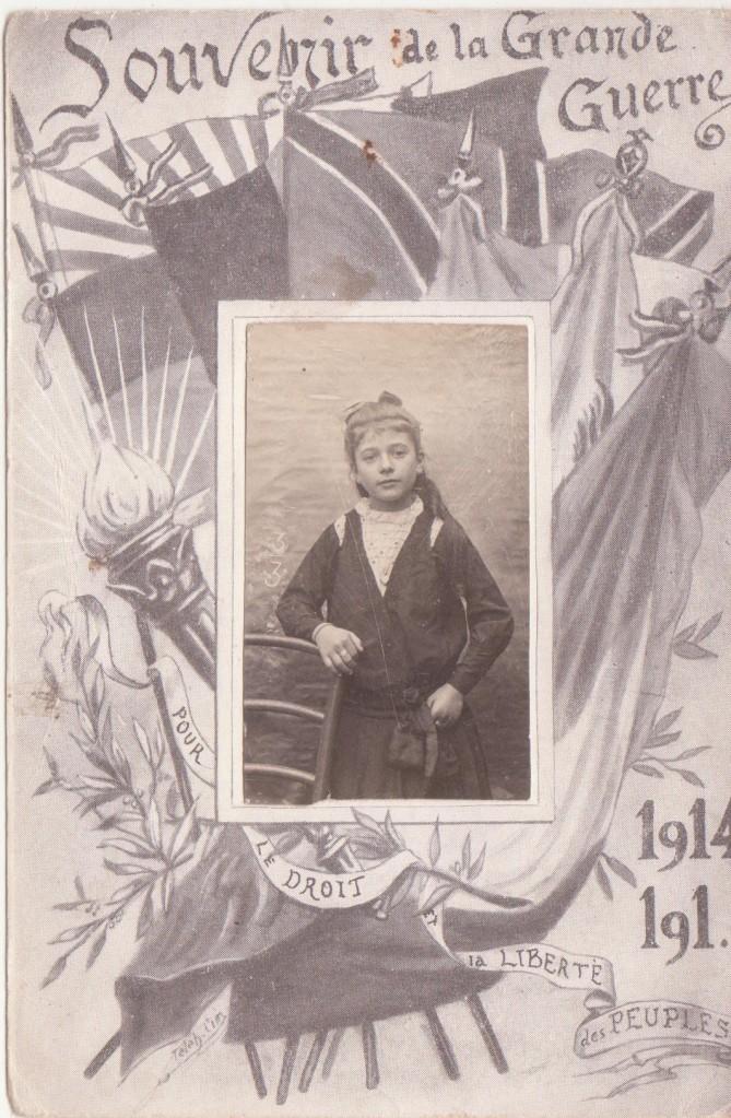 Camille Dunod, Grande Guerre