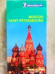 Guide Vert Moscou Michelin Joanna Dunis