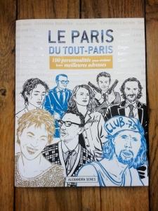 Paris du tout Paris Alexandra Senes Joanna Dunis