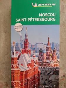 Guide Vert Michelin Moscou Joanna Dunis