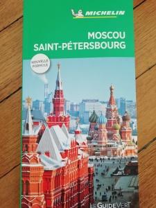 Guide Vert Michelin Moscou Dunis